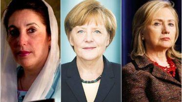 More women winning power