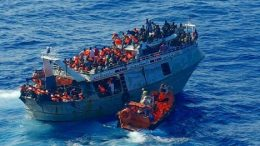 296 migrants rescued