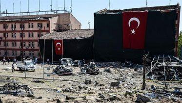 Turkey bomb attack