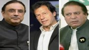 Pakistan political turmoil