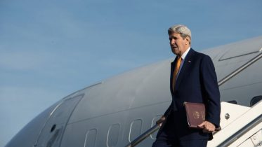 Kerry visits Nigeria