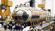 Indian Navy's Scorpene-class submarines