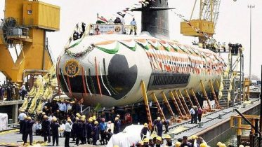 Indian Navy's Scorpene-class submarines