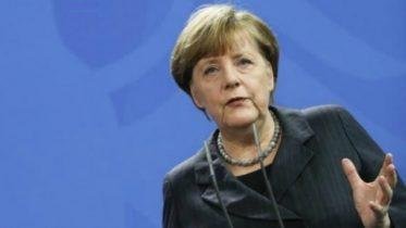 Angela Merkel under fire