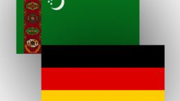 Turkmenistan Germany ties