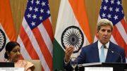 US-InKerry Announces US-India-Afghanistan Talksdia-Afghanistan Talks