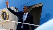 Obama Makes Final Trip