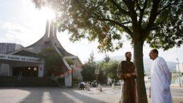 Mourn priest