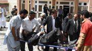 Blast hits Quetta, Pakistan