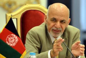 Ghani warns Pakistan