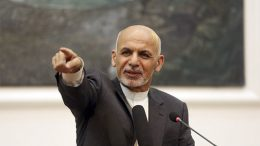 Ghani's call for India