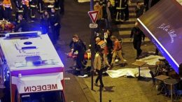 France and terror target
