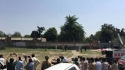 suicide blast at Mardan