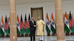 India-Afghanistan relationship