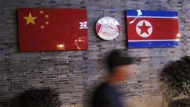 China and North Korea sanctions