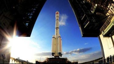 China's Space Launch
