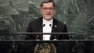 Afghanistan attacks Pakistan at UNGA,
