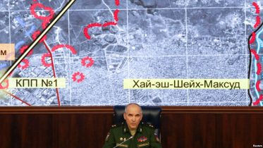 Russia's Syria Strategy
