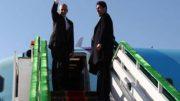 Ghani Heads To Uzbekistan