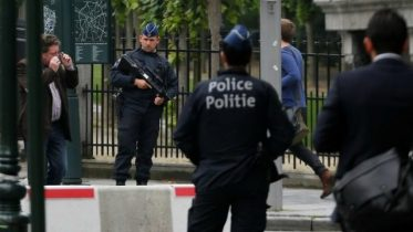 Explosions in Hungary's capital