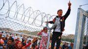 Merkel about migrants