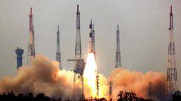 ISRO's PSLV SCATSAT-1