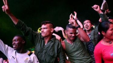peace with Farc