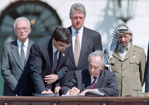 Shimon Peres dies
