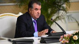 Tajik President.