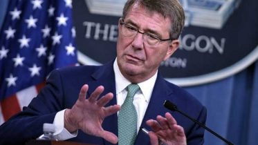 US Defence Secretary
