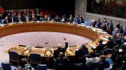 Russia vetoes UN demand