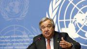 UN new secretary general