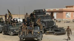 Mosul battle