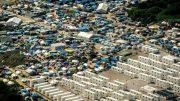 Jungle camp in France