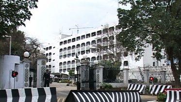 هند- پاکستاني سفارتکار