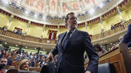 Spain set to elect Mariano Rajoy as PM again