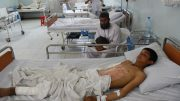 MSF facility in Afghanistan