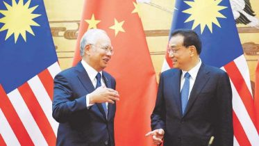 Malaysian PM risks backlash