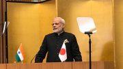 Modi in Japan