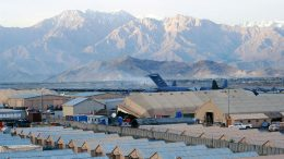 attack on Bagram airfield