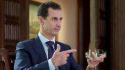 Assad about Trump