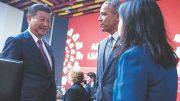US , China World leader?