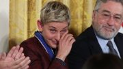 Ellen lauded for gay rights
