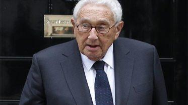 Henry Kissinger makes revelation