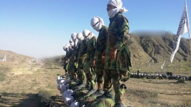 Taliban celebrate graduation