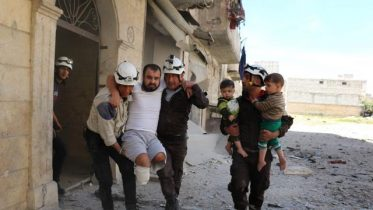 Syrian Civil Defence say Aleppo