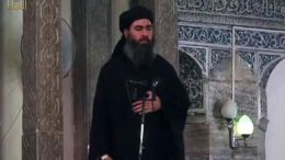 ISIS Leader Baghdadi 'Trapped'