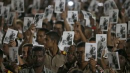 Fidel Castro honoured