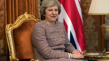 Theresa May's bunker