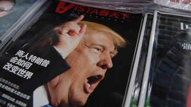 China warns Trump